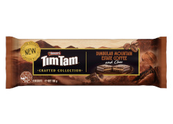 NEW Arnotts Tim Tam Crafted Collection - Dimbulah Mountain Estate Coffee & Choc (160g)