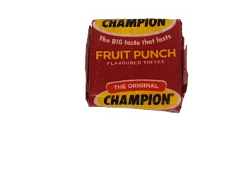 Wilsons Toffees - Punch flavour (10g)
