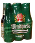 Windhoek Lager (6 x 330ml bottles)