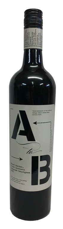 A to B Cabernet Sauvignon 2011 (750ml)