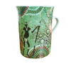 Mug - Aboriginal - Rainforest Dreaming