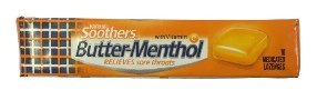 Allens Butter Menthol (10 Lozenges)