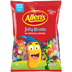 Allens Jelly Beans (190g)