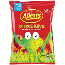 Allens Snakes Alive (200g)