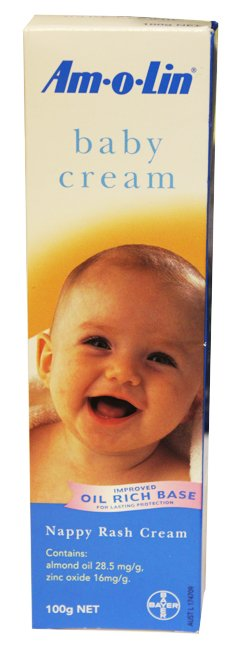 Amolin - Baby Creme (100g)