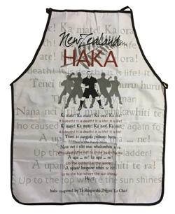 Apron - Haka - White Apron