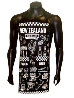 Apron - New Zealand BBQ