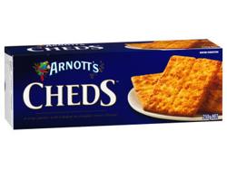 Arnotts Cheds (250g)