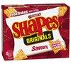 Arnotts Shapes - Savoury (185g)