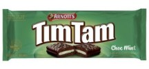 Arnotts Tim Tam - Choc Mint (160g)