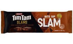 Arnotts Tim Tam Slams - Choc Hazelnut & Gooey Caramel (175g)