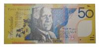 Fridge Magnet - Australian $50 Dollar Note