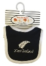 Baby Bib - New Zealand Fern