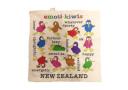 Canvas Bag Emoti Kiwi