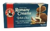 Bakers Romany Creams  - Vanilla / White Choc (200g)