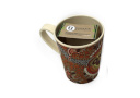 Bamboo Fibre Aboriginal Mug - Dot