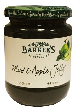 Barkers Mint & Apple Jelly (280g)