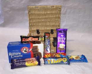 Chocolate Lovers Gift Basket - South Africa