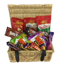 Goodies Mega Gift Basket - Australia