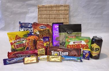 New Zealand Gift Baskets | Goodies Mega Gift Basket New Zealand