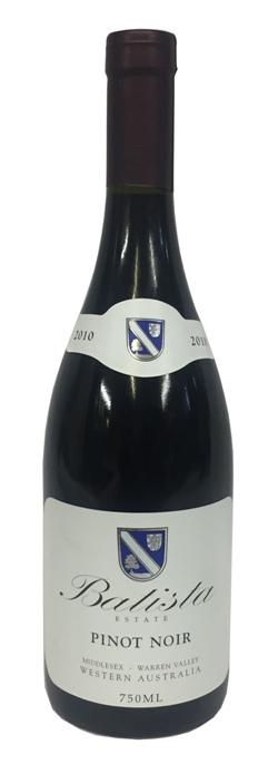 Batista Pinot Noir 2012 (750ml)
