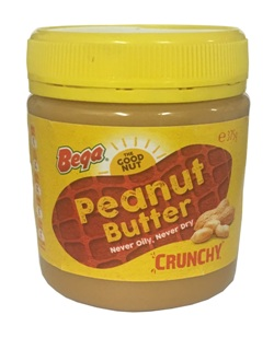 Bega Peanut Butter Crunchy / previously Kraft (375g)