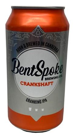 BentSpoke Crankshaft IPA (375ml Can)