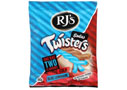 RJs Soda Twisters Cola & Blue Lemonade (180g)