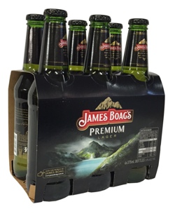 Boags Premium (6 x 375ml bottles)