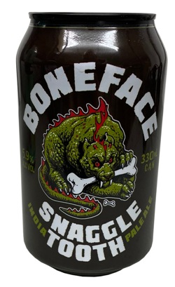 Boneface Snaggle Tooth (330ml)