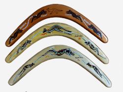 Boomerang  (18in)
