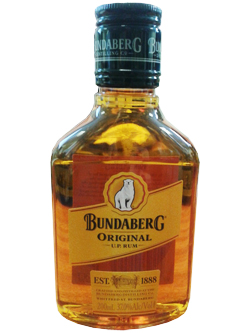 Bundaberg Rum - Mini Bottle (200ml)