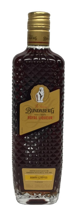 Bundaberg Royal Liqueur - Banana & Toffee (700ml)
