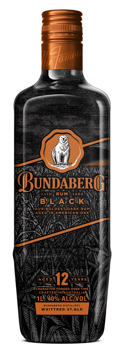 Bundaberg Black Rum Limited Edition (1000ml)