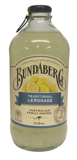 Bundaberg Traditional Lemonade (375ml bottle)