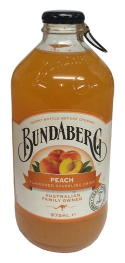 Bundaberg Peach (375ml bottle)