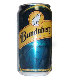 Bundaberg Rum & Ginger Can (375ml)