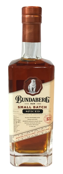 Bundaberg Master Distillers Collection Small Batch Spiced (700ml)