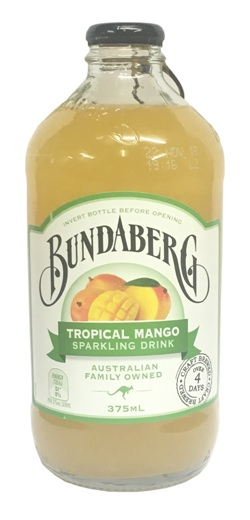 Bundaberg Tropical Mango (375ml bottle)