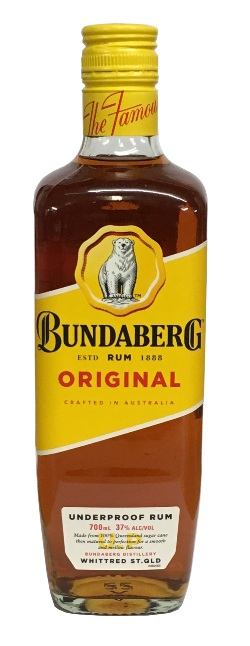 Bundaberg Rum (700ml)