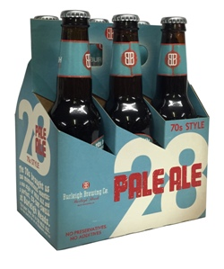 Burleigh Brewery 28 Pale Ale (6 x 330ml bottles)