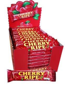 Cadbury Cherry Ripe (52g)