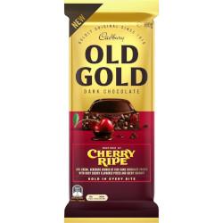 Cadbury Old Gold Cherry Ripe (180g)