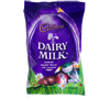 Cadbury Dairy Milk Chocolate Easter Eggs (125g)