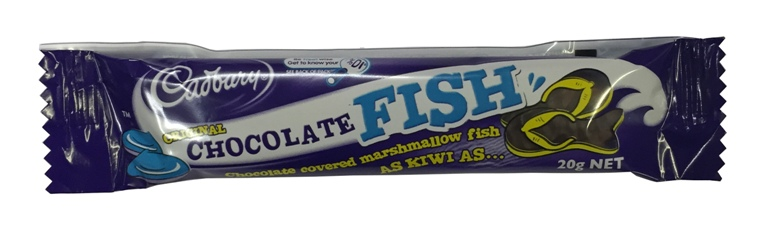 Cadbury Chocolate Fish (20g)