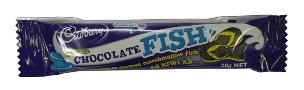 Cadbury Chocolate Fish (20g)