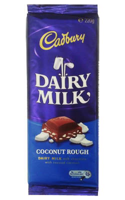 Cadbury Coconut Rough (200g)