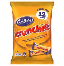 Cadbury Crunchie Sharepack (180g)
