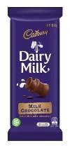 Cadbury Dairy Milk (180g)