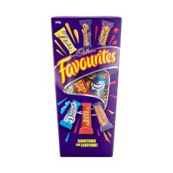 Cadbury Favourites  (540g)